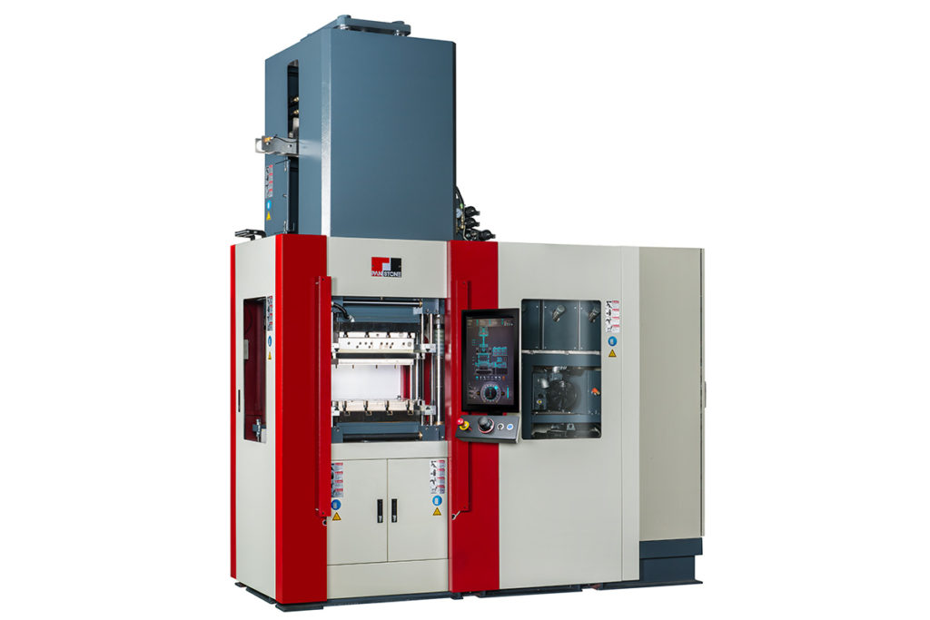Vertical Type Rubber Injection Molding Machine (F.I.F.O)