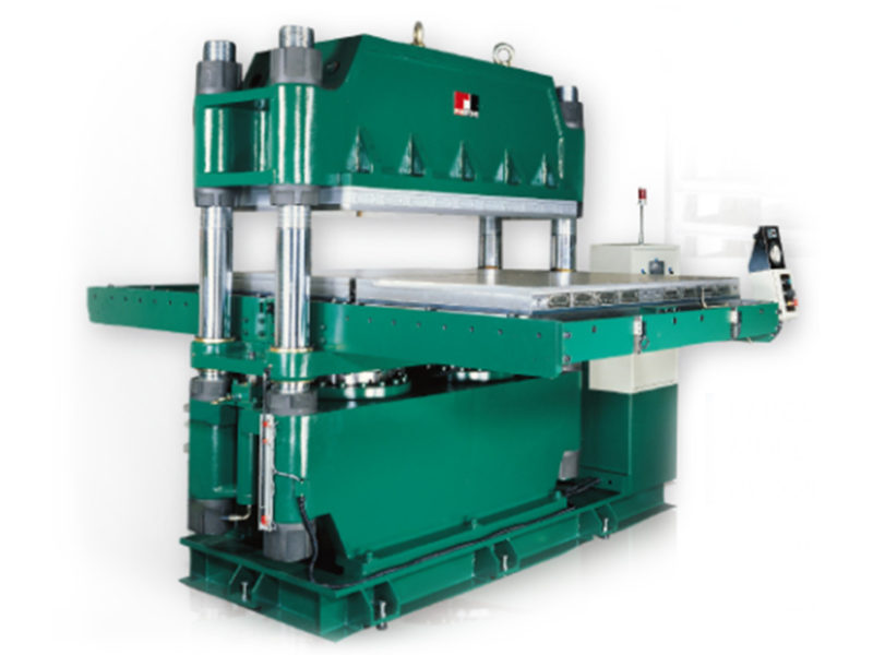 Large Compression Molding Machine (two sides operation)
