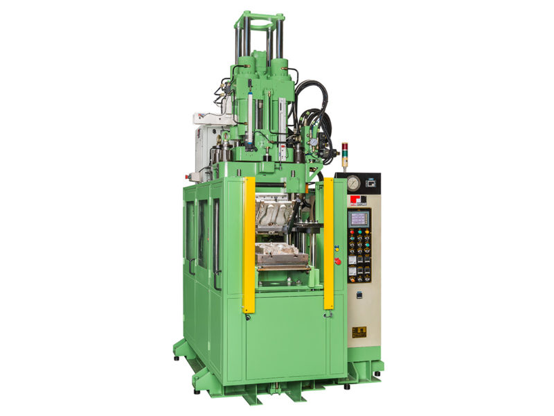 Rubber Injection Molding Machine with  3RT Demolding